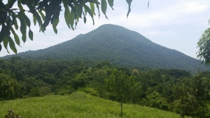 Huatulco Mountain